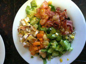 Garlic Honey Mustard Salad Dressing * Goodie Godmother