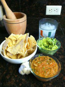 Cinco de Mayo Chips and Salsa - Goodie Godmother
