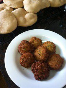 Homemade Falafel Recipe