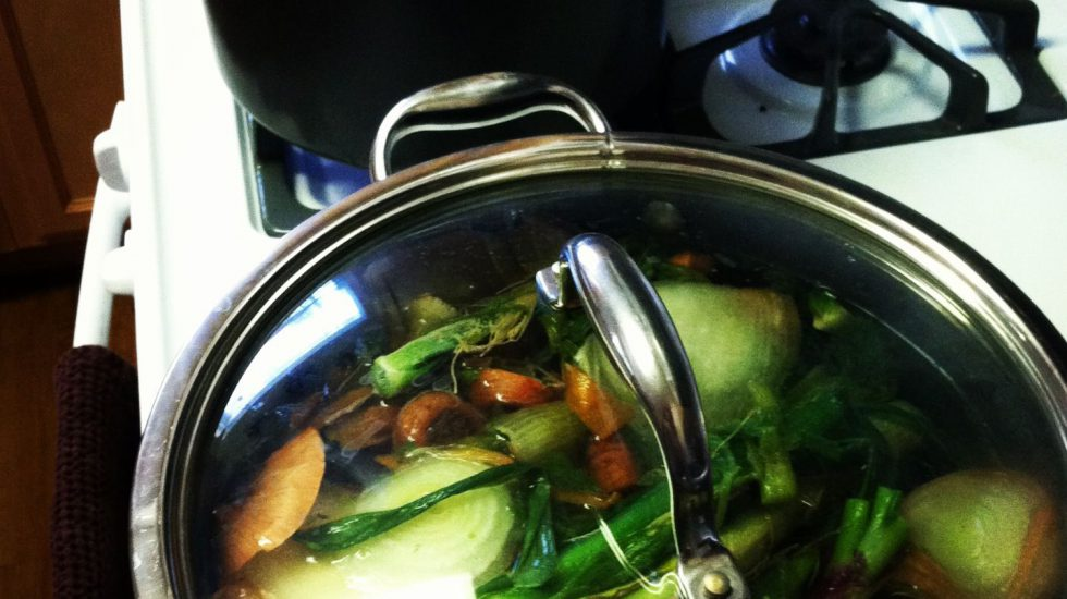 Make Your Own Soup Stock