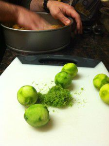 Key Lime Zest