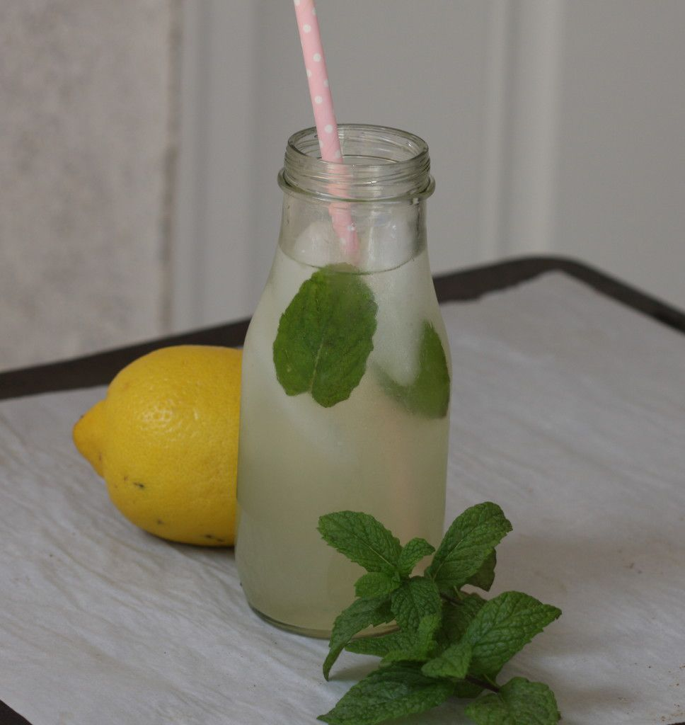 Mint Lemonade Goodie Godmother