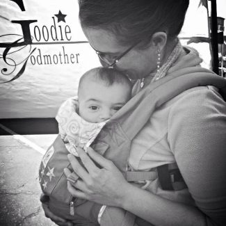 On being a working mother by Goodie Godmother