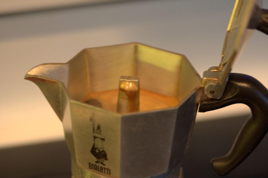 Stovetop Espresso Goodie Godmother