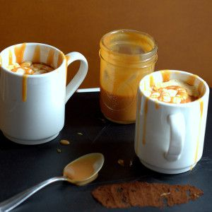 Goodie Godmother Caramel Latte