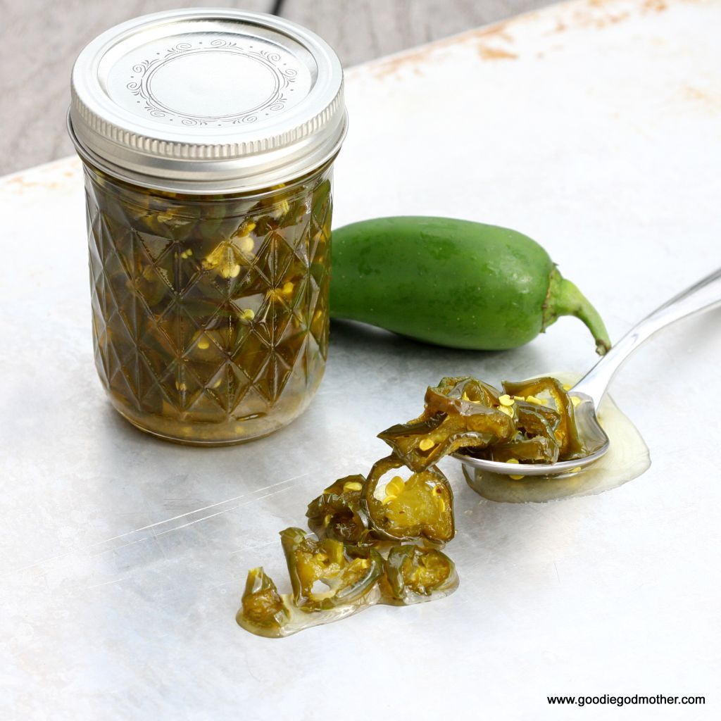 Homemade Candied Jalapenos