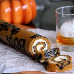 Bourbon Cream Cheese Pumpkin Roll Recipe on Goodie Godmother