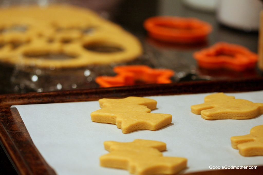 halloween pumpkin sugar cookie shapes