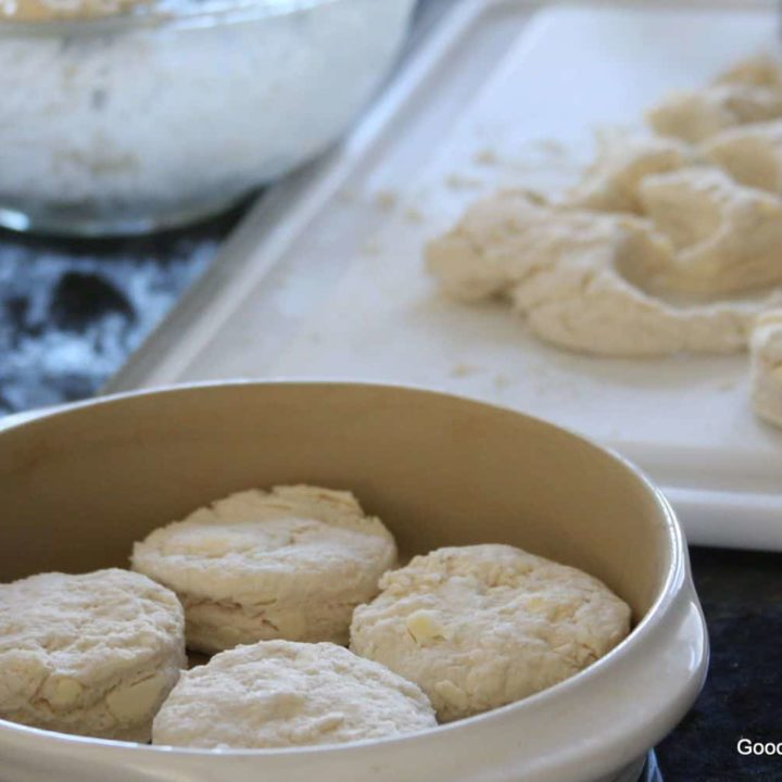 Meat-Lovers Biscuits and Gravy