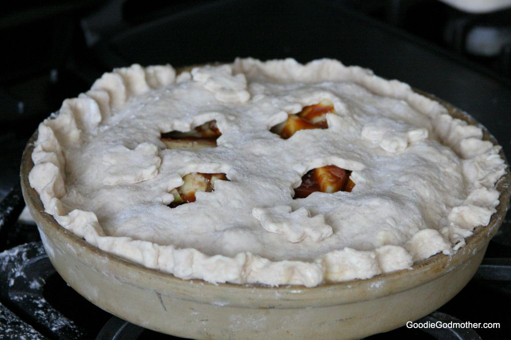 Thanksgiving apple pie recipe