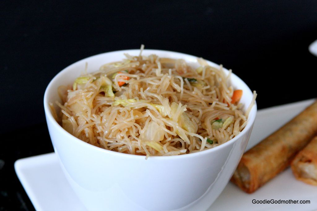 vegetable pancit recipe