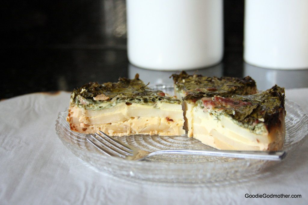 Crustless Quiche in the Crock Pot