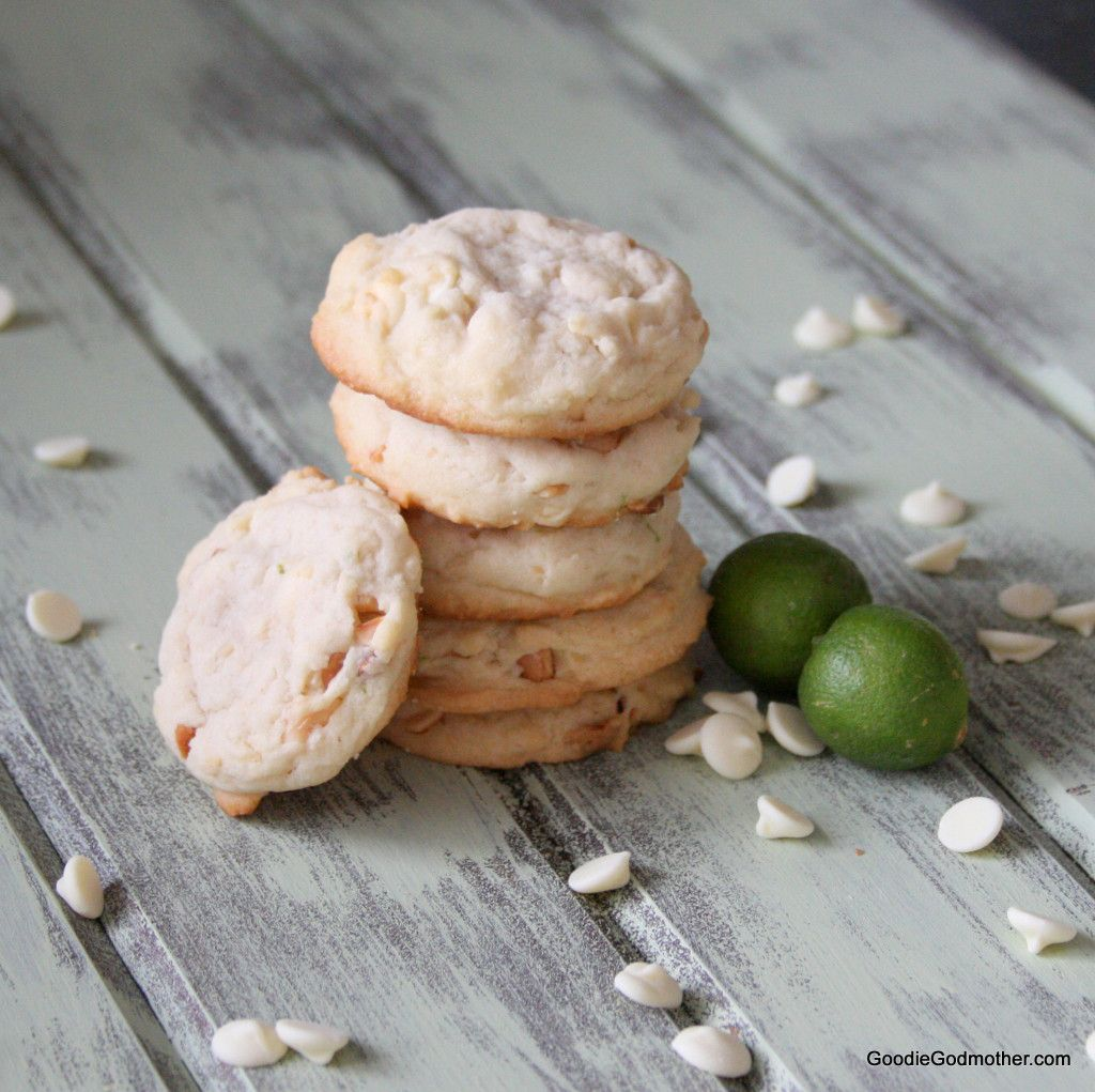 Key Lime Macadamia Cookie Recipe