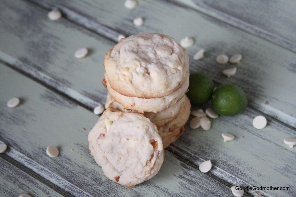 Key Lime White Chocolate Macadamia Nut Cookie Recipe