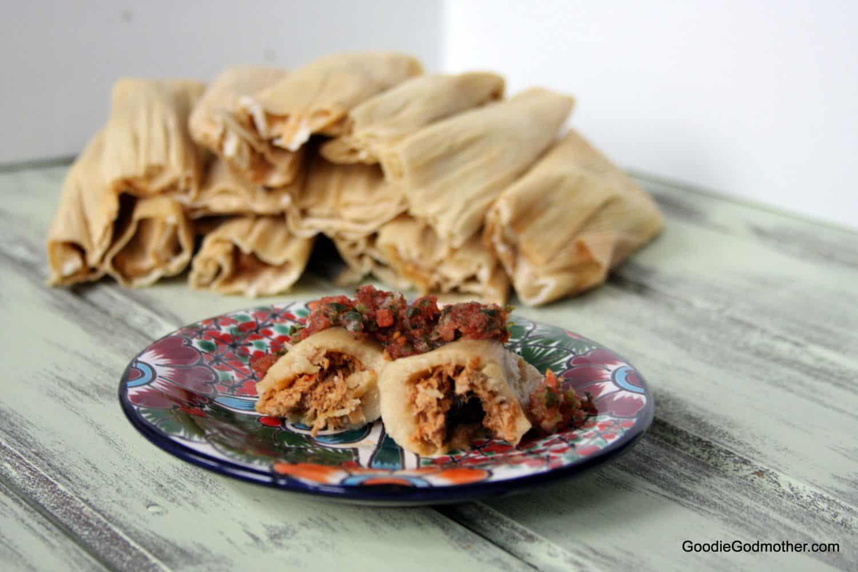 Pork Tamales Mexican Food Recipes