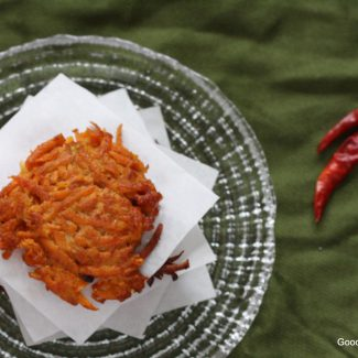 Chipotle Sweet Potato Latkes