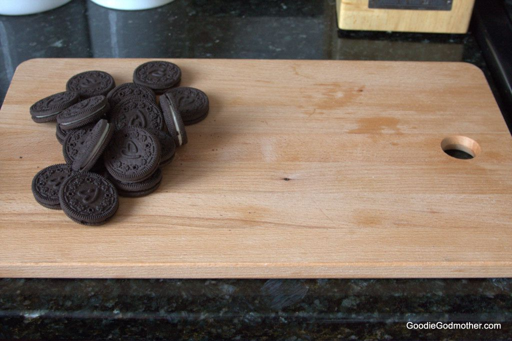 Fudge Cookies and Cream