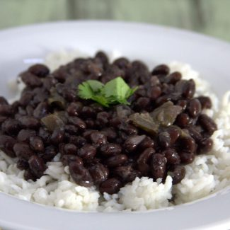 Recipe for Cuban Black Beans