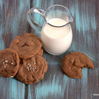 Smooth and Creamy, Chocolate Dreamy Cookies