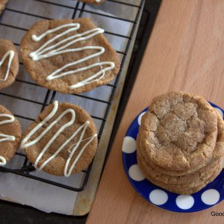 Secret Recipe Club: Cookie Butter Snaps
