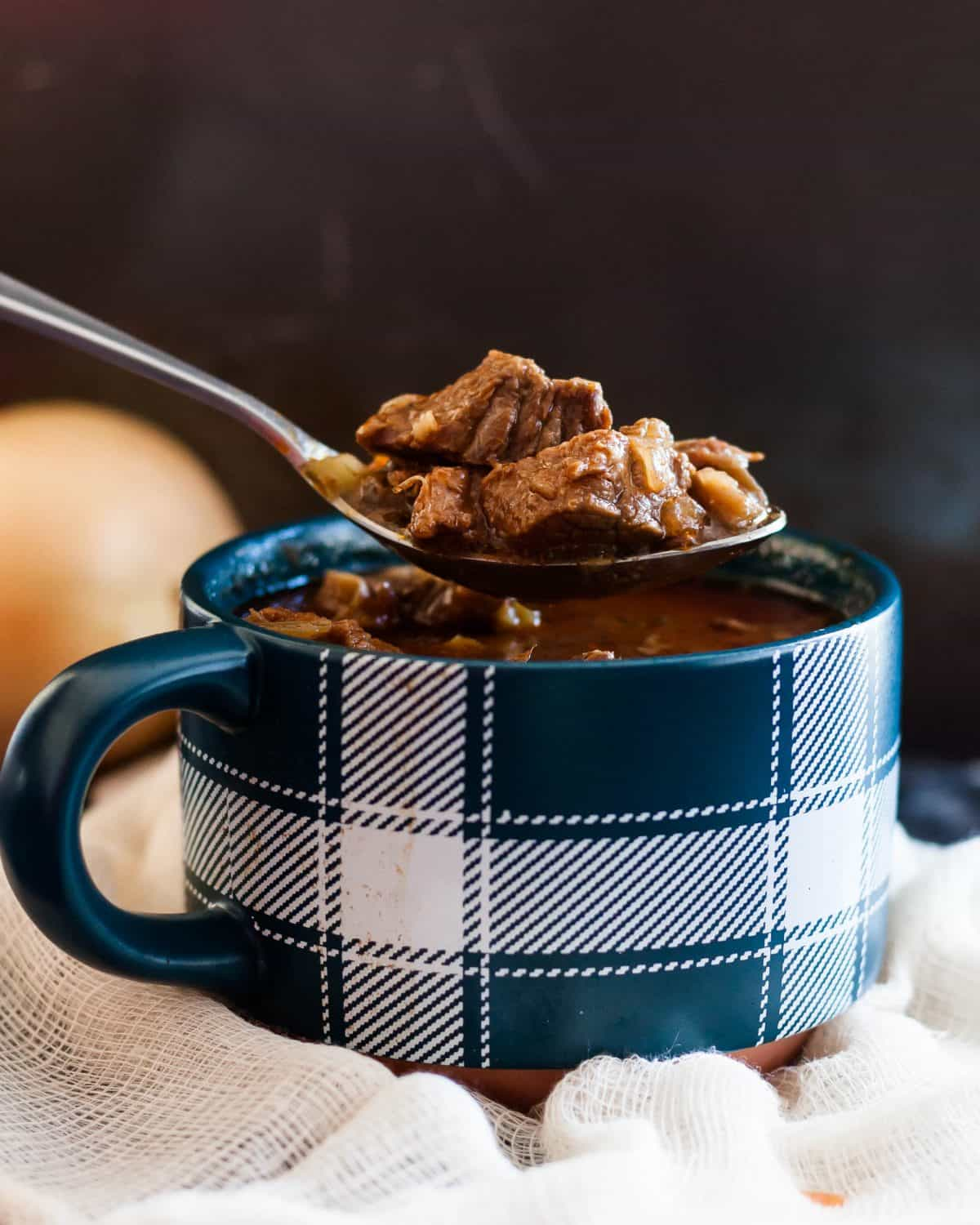how to make a guinness stew
