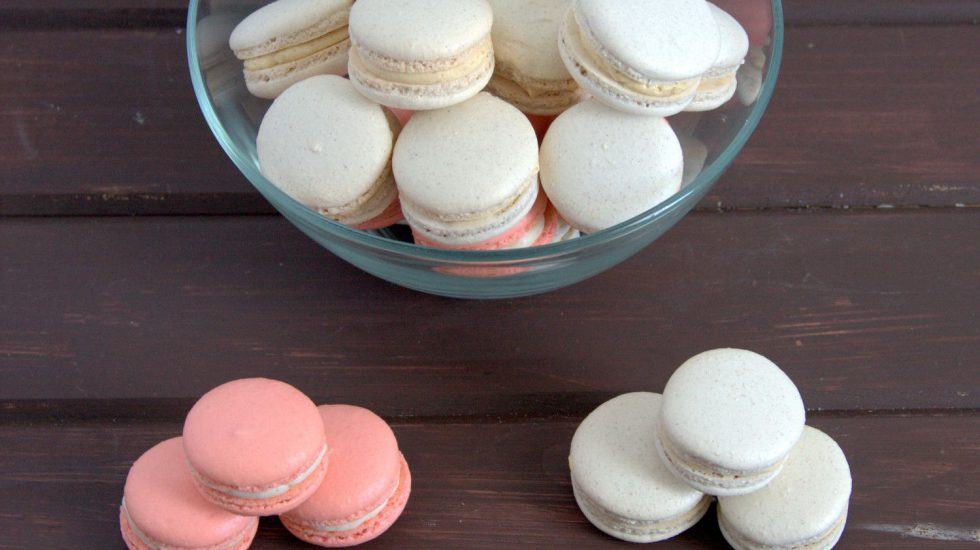 How To Make Macarons: A Study In The French And Italian Methods