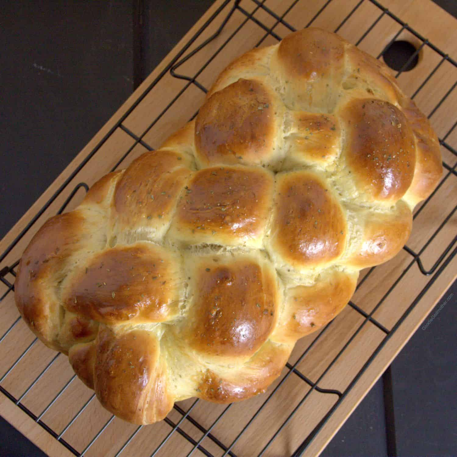 Texas Toast Challah Recipe