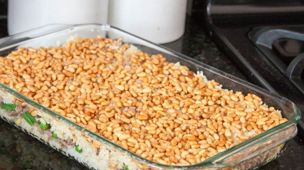 "Easy Rice Recipe: Arroz Relleno ""Stuffed Rice"""