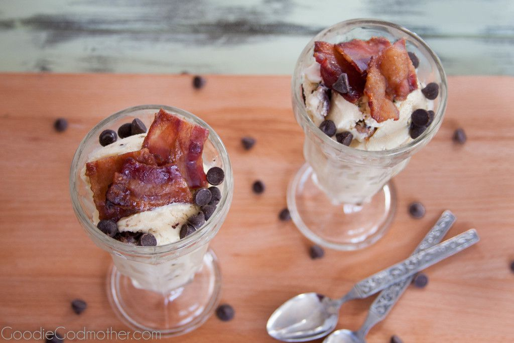 Looking for a creative ice cream flavor? Try candied bacon ice cream ...