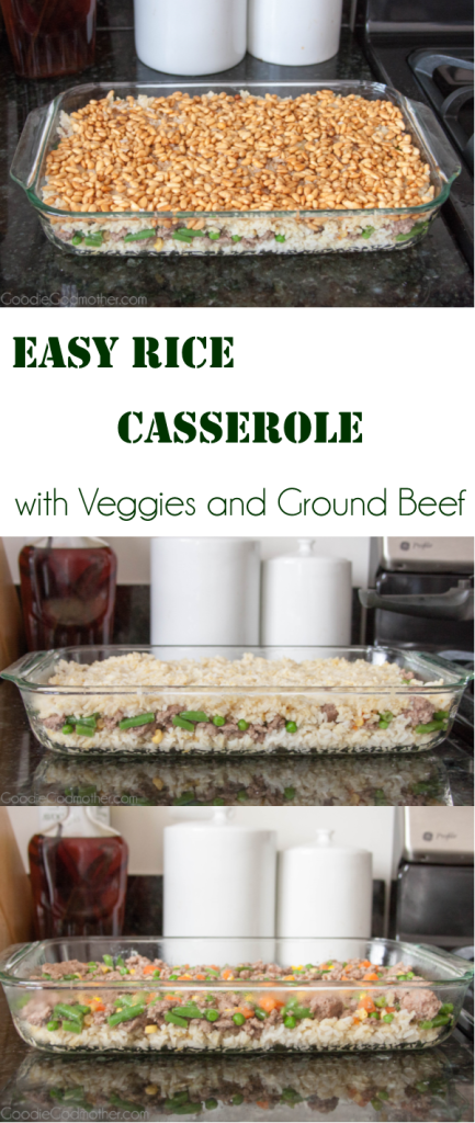 This easy rice recipe not only looks beautiful, at just under $1 per serving, it's an economical way to feed a crowd!