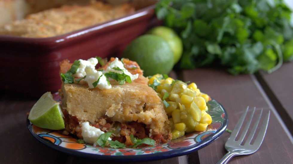 Southwest Adobe Pie