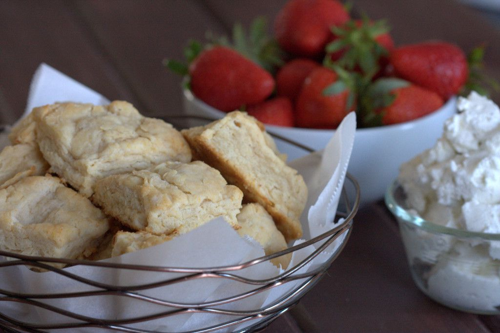 Honey Scones - with just a hint of sweetness from honey (not sugar!), and a perfect flaky texture, these scones are great for tea, brunch, or Mother's Day!