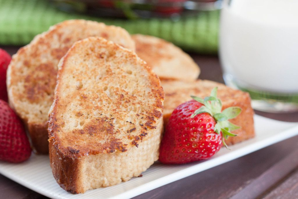 Honey Vanilla French Toast - a simple, sweet breakfast recipe