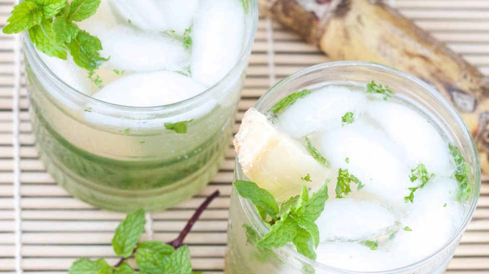 The Godfather's Classic Mint Mojito