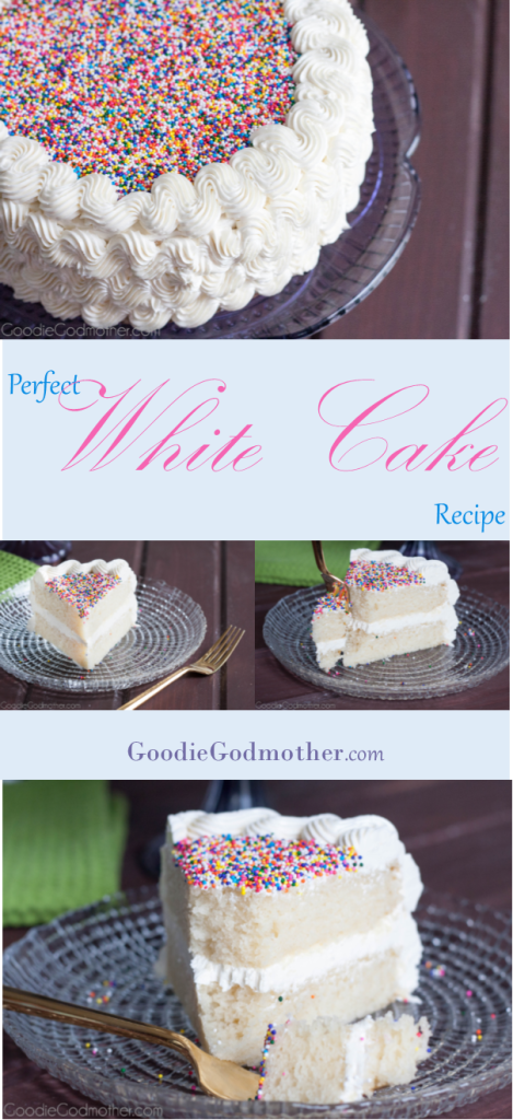 Perfect White Cake Recipe From Scratch No Shortening Or Artificial Ingredients In The Recipe