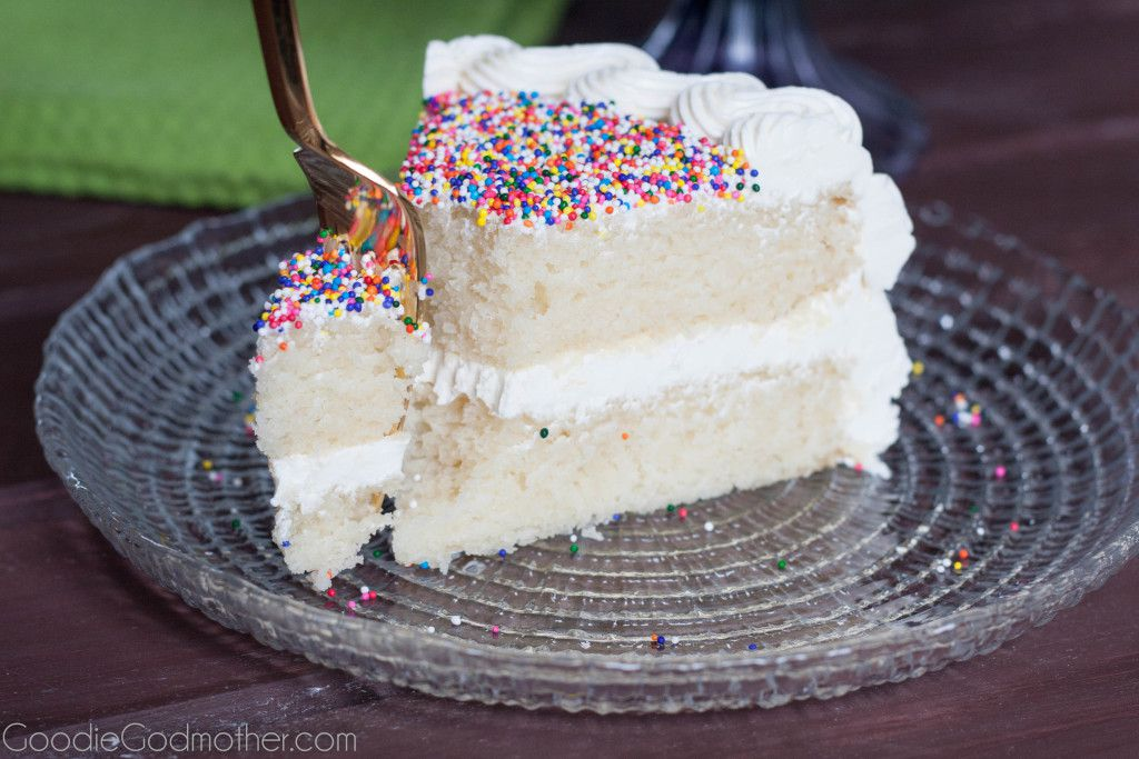 Perfect White Cake Recipe From Scratch No Shortening Or Artificial Ings In The