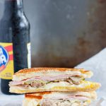 How to make an authentic Cuban sandwich, with a little help from your slow cooker if you can't find all the ingredients. ;) Easy, delicious, authentic!