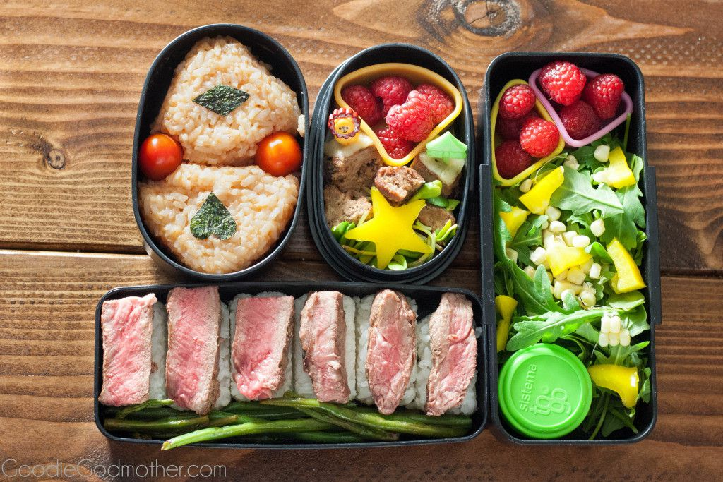 How To Pack a Bento Box - 7 Practical Tips for Newbies on GoodieGodmother.com