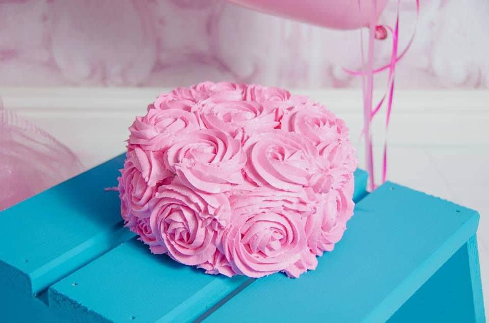 Jen Hazen Smash Cake