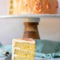 Orange Cake Recipe from Scratch