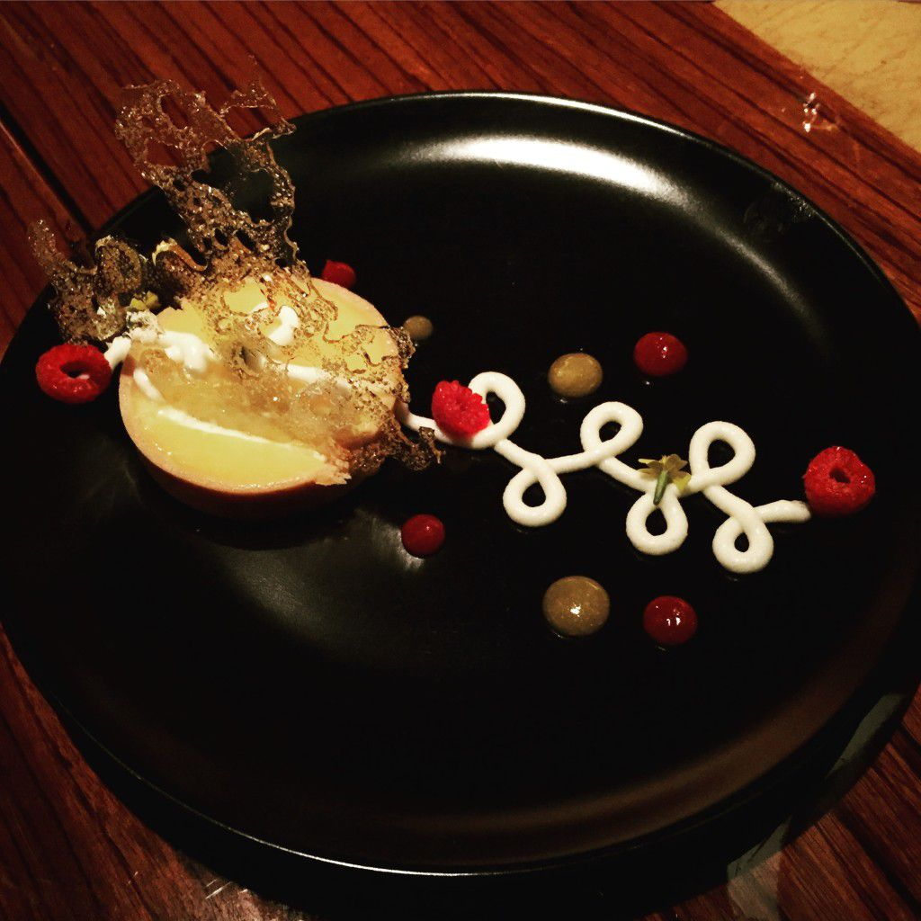 Jiko Milk Tert Dessert
