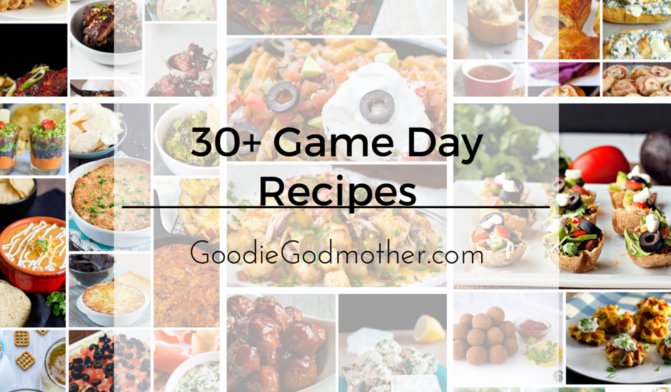 Delicious Game Day Recipe Roundup!