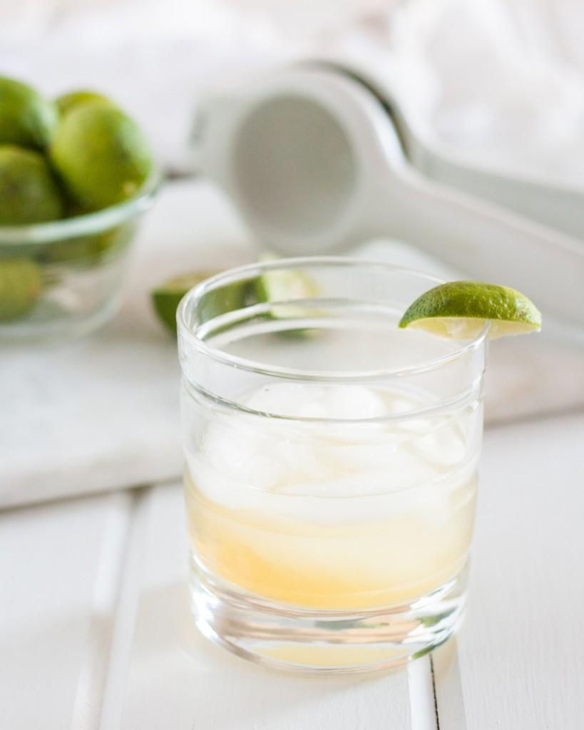 Key Lime Margarita Recipe * GoodieGodmother.com