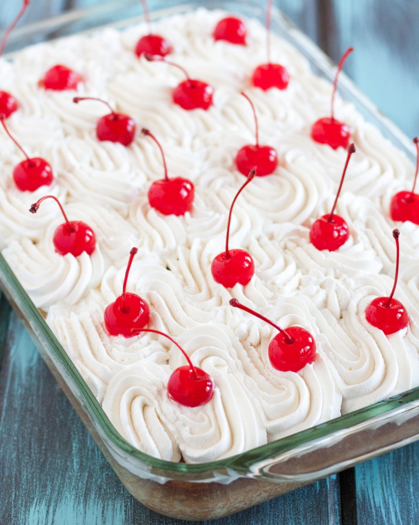 How To Make Tres Leche Cake Frosting