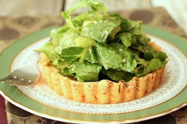 Caesar Tartlets - Karens Kitchen Stories