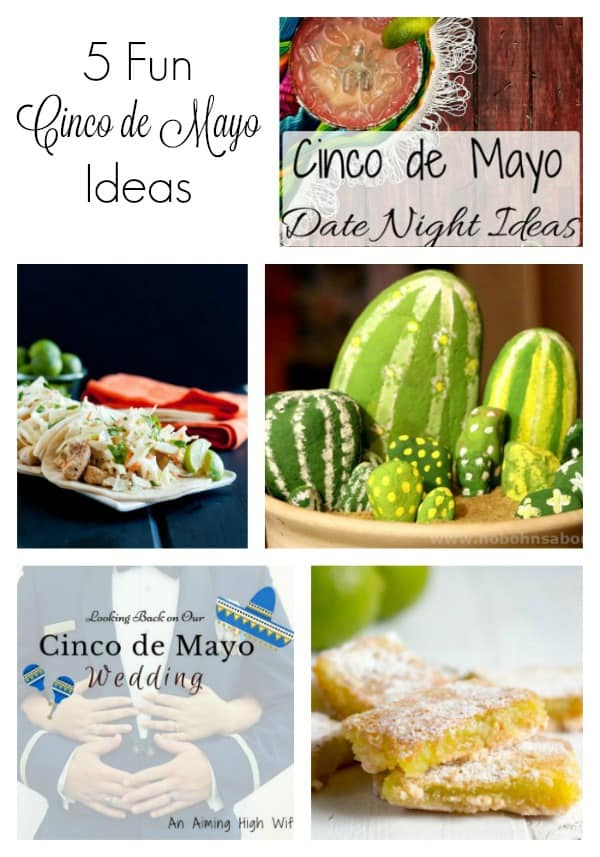 Cinco de Mayo Collage