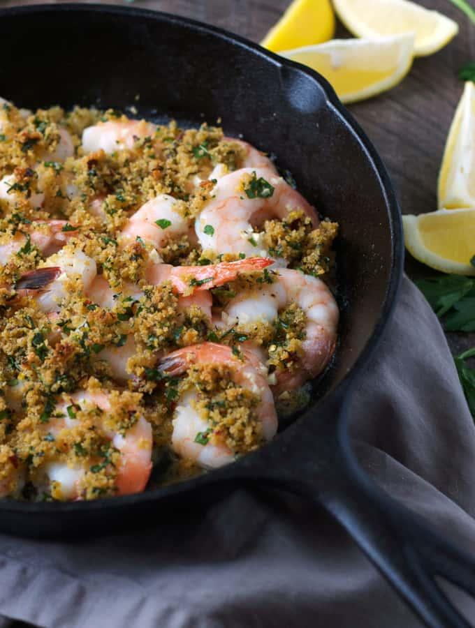 Easy-Baked-Shrimp - Turnip the Oven