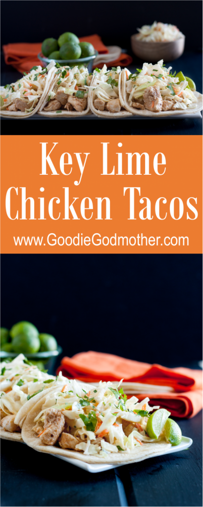 Key Lime chicken tacos pinterest