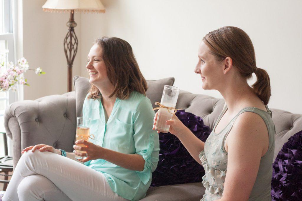 1950's Housewife Tea Party with a slight tiki twist! * GoodieGodmother.com #LiptonTeaTime #sponsored