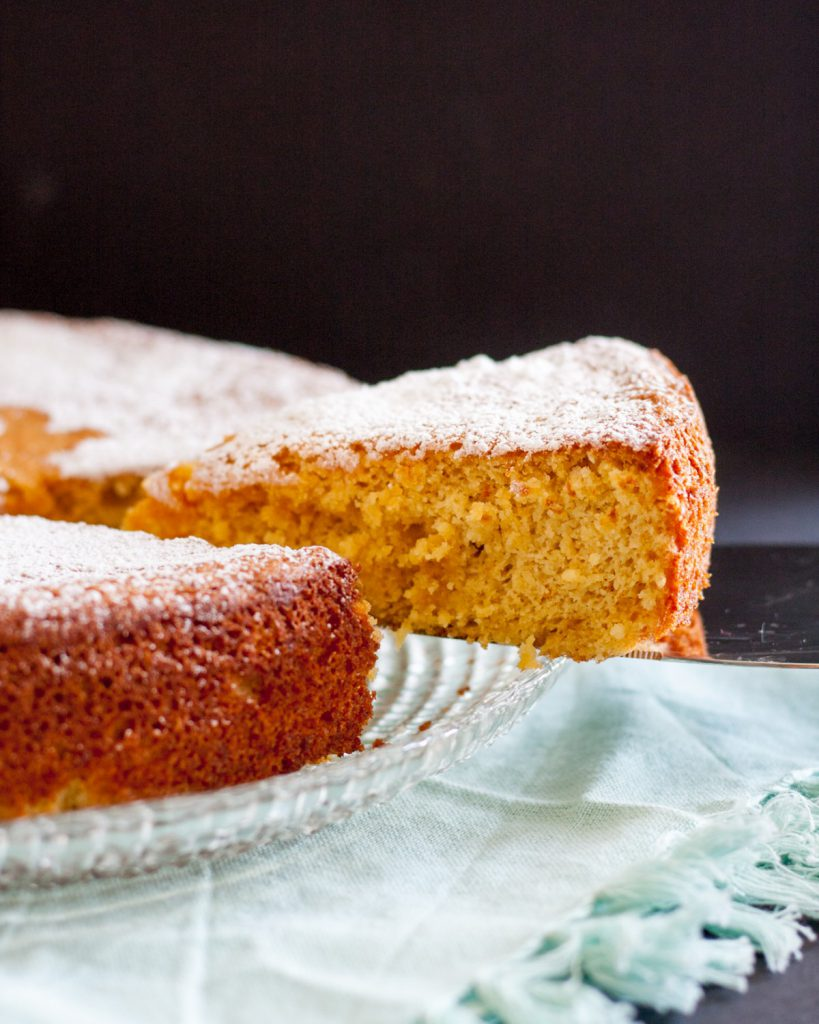 Tarta De Santiago Spanish Almond Cake Goodie Godmother